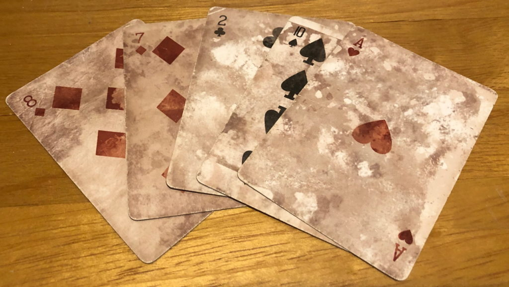 Family Game Night Card Games. Playing Cards